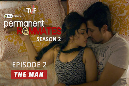 TVF Permanent Roommates S02E02 The Man