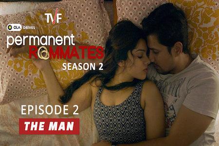 TVF Permanent Roommates S02E02 The Man