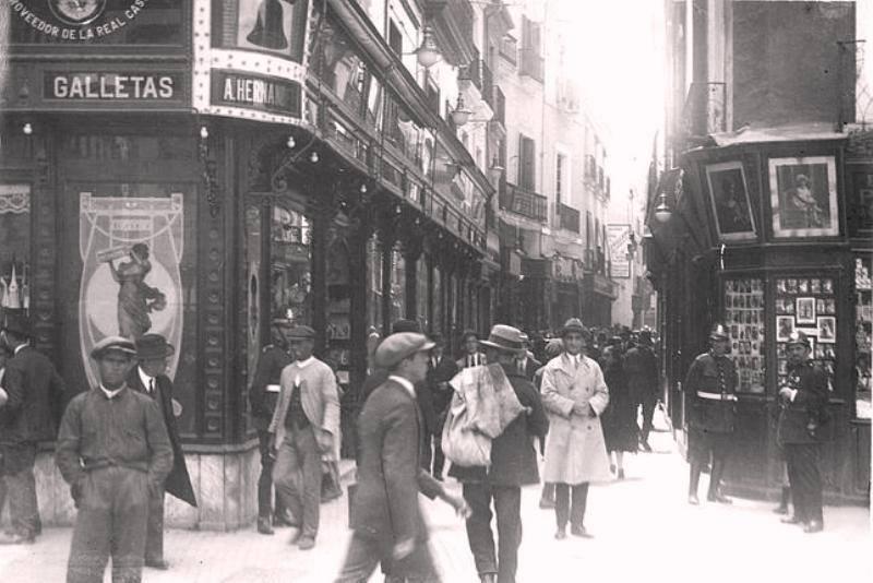 Foto de calle La Campana, Sevilla