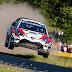 WRC: Tänak aumenta la ventaja en Alemania tras el error de Ogier