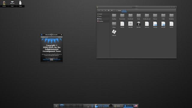 Como instalar o Enlightenment E20 ou E17 no Ubuntu 16.04/15.10/15.04/14.04/12.04/Linux Mint