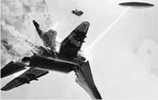 MIG 29 Ditembak oleh UFO