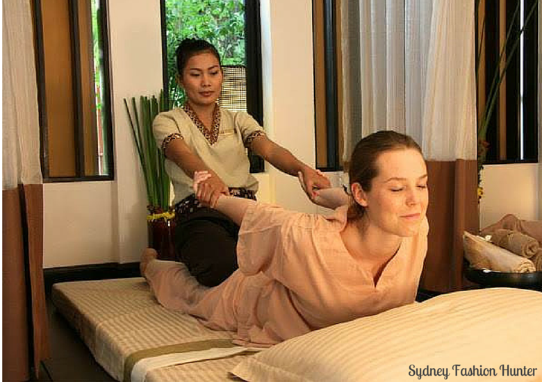 Sydney Fashion Hunter - Pampering In Phuket
