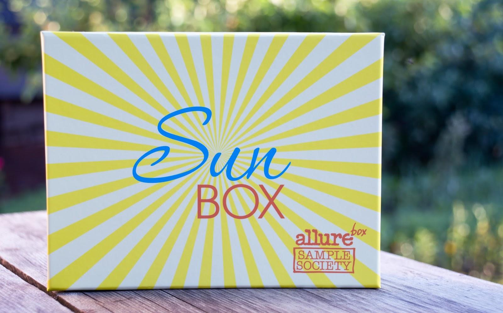 AllureBox Sun Box состав