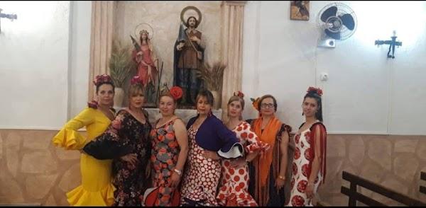 Polémica en una pedanía de Úbeda por la procesión de San Isidro