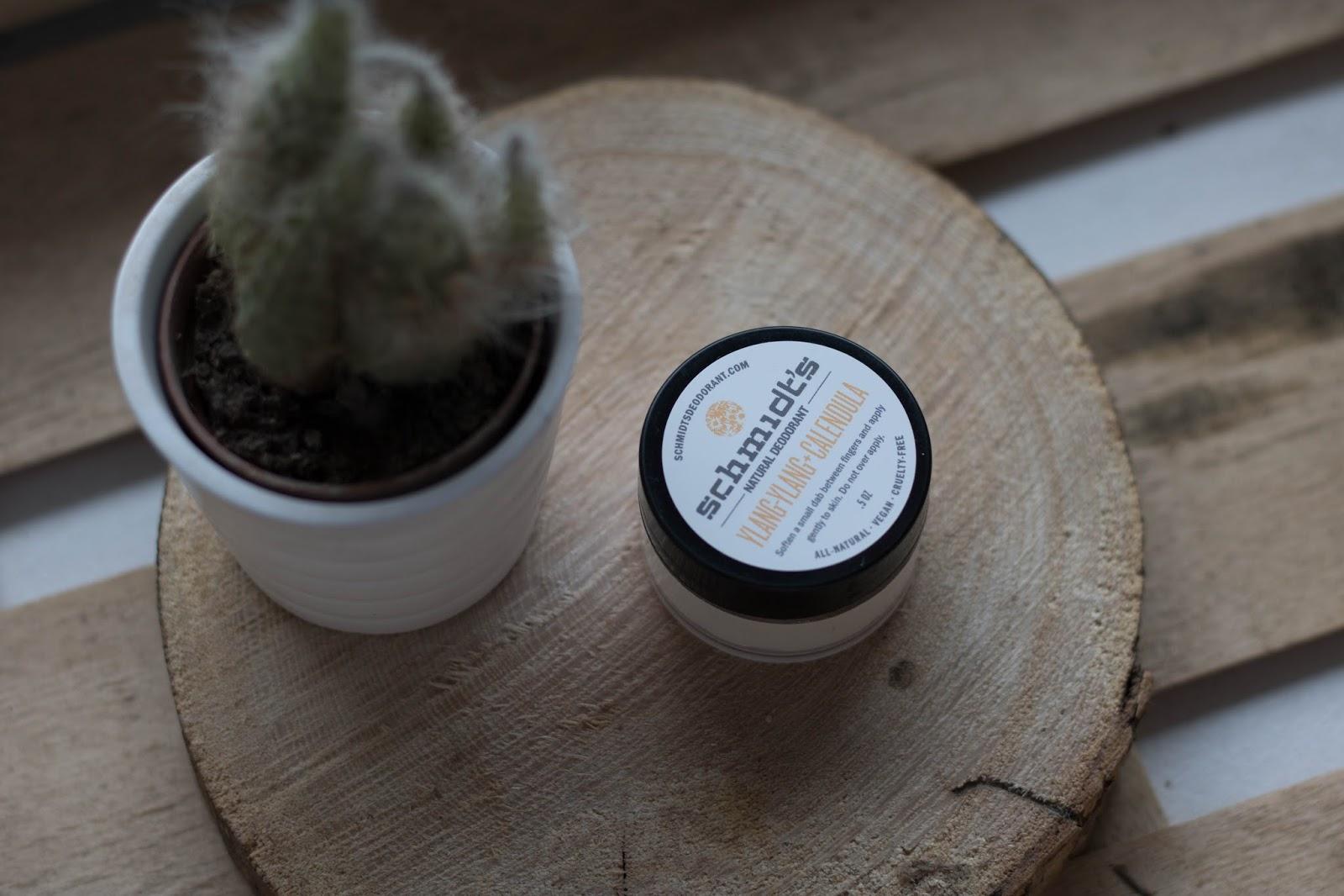 déodorant naturel Schmidt's