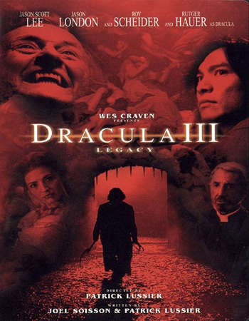 Poster Of Dracula III Legacy 2005 Dual Audio 300MB BRRip 576p ESubs Free Download Watch Online Worldfree4u