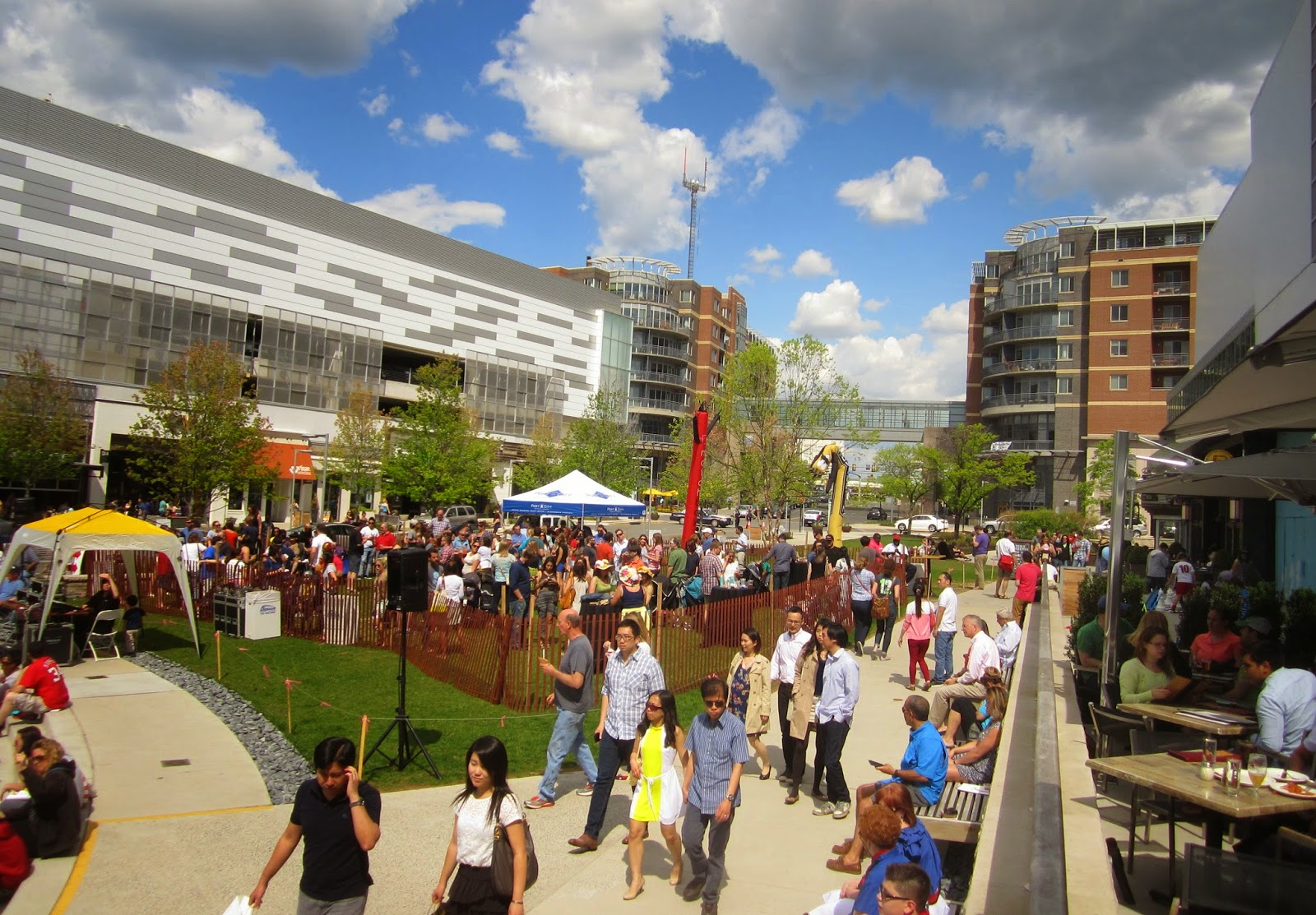 The Annandale Blog Taste Of Merrifield Brings Crowds To Mosaic District
