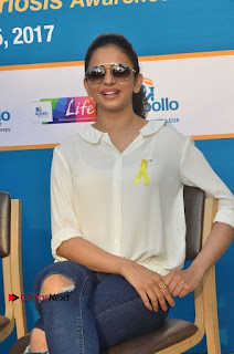 Actress Rakul Preet Singh at Endometriosis Awareness Walk at Apollo Cradle  0060.jpg