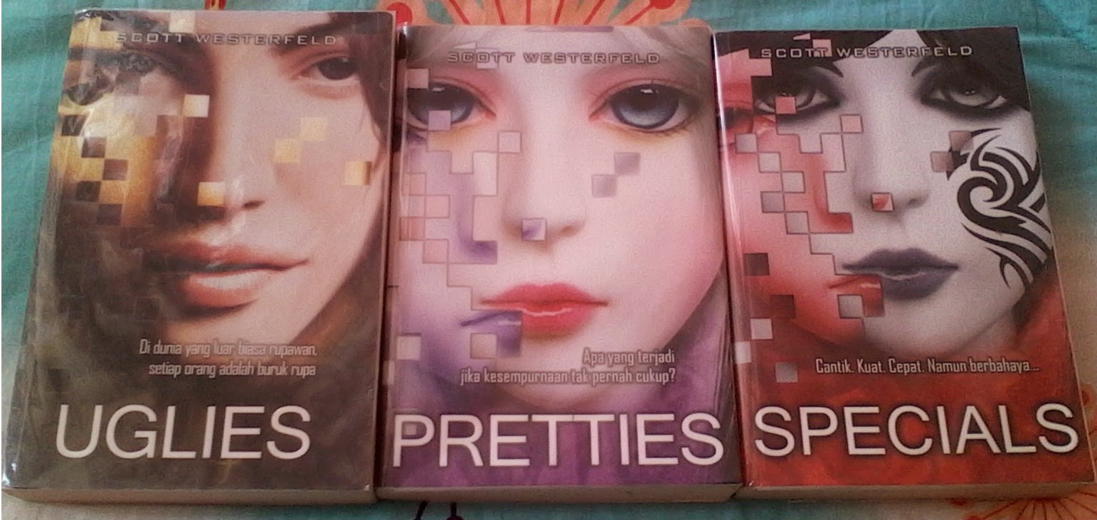 Book Review : Specials by Scott Westerfeld - READS | A ...