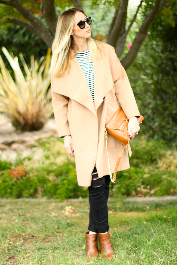 fall coat camel long coat fall jackets