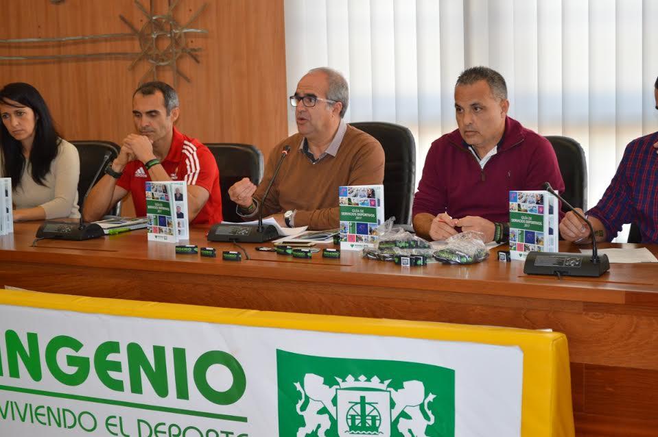 El concejal de Deportes de Ingenio defiende la gestión del área realizada durante esta legislatura