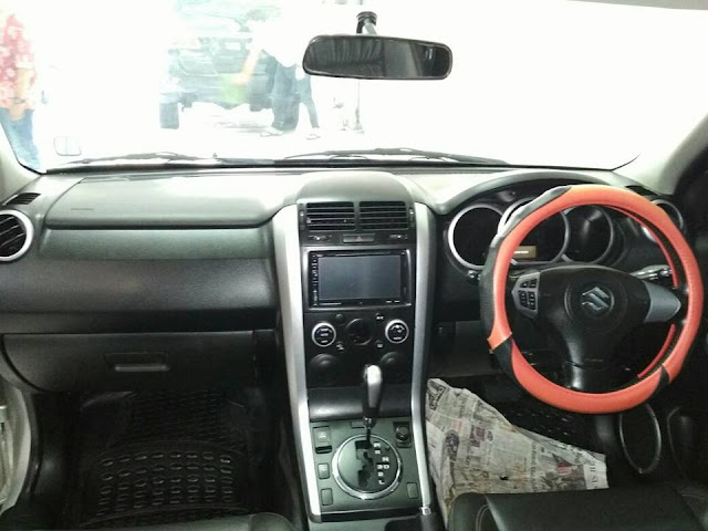 harga Suzuki Grand Vitara JLX tahun 2010