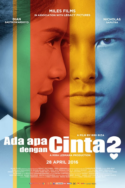 Download Ada Apa Dengan Cinta 2 (2016) HDRip Full Movie