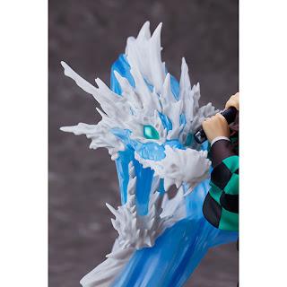 "Figuras: Imágenes de Tanjirou Kamado de ""Kimetsu no Yaiba"" - Aniplex y Wing"