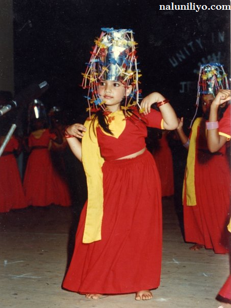 nehara unseen childhood