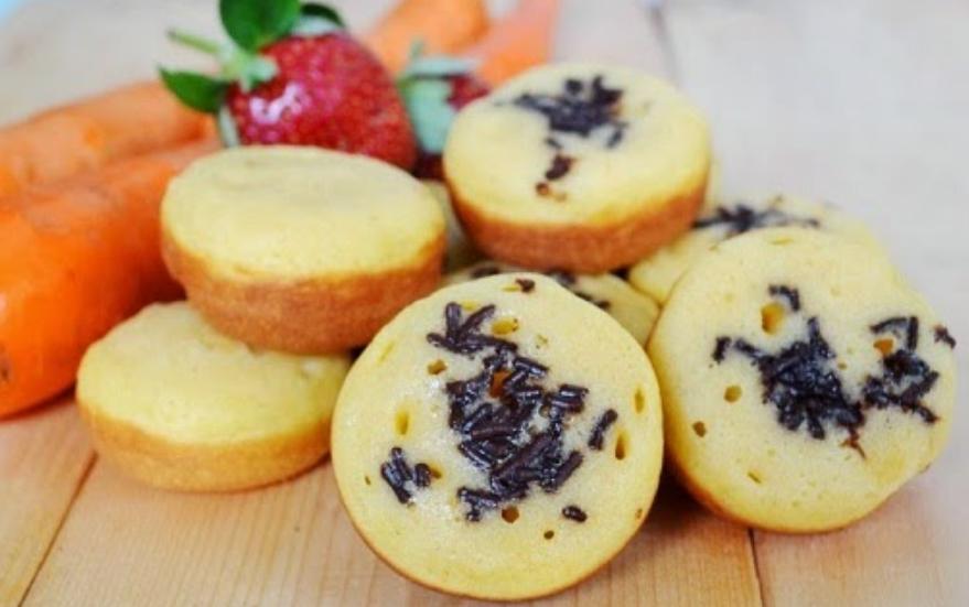 Cara Mudah Membuat Kue Cubit Sederhana Dan Kekinian