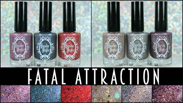 Powder Perfect Fatal Attraction Collection