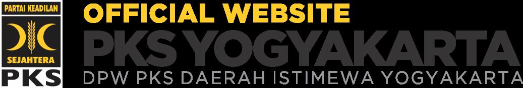 Website Resmi DPW PKS Yogyakarta
