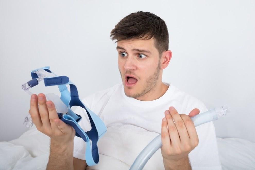 Diagnoza bezdechu bez lekarza? Czy CPAP może być narzędziem diagnostycznym?