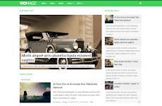 VioMagz Template Blogger Responsive Karya Mas Sugeng Terbaru