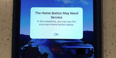 iPhone 7 Force Restart Screen 1