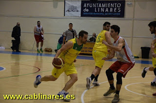Emocionantísima Liga Provincial masculina en la que el CB Andújar se mete en la final four y el CB Toxiria queda eliminado