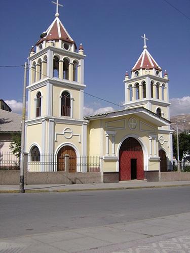 Obispado de Huaraz