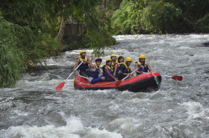 Wisata Manado - Arum Jeram Sawangan