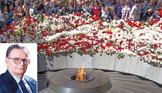 Καργάκος: Το ιστορικό και πολιτικό ζήτημα της γενοκτονίας των Αρμενίων
