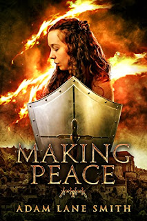 Making Peace - Adam Lane Smith