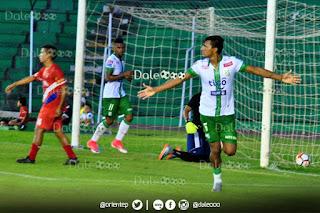 Oriente Petrolero - Jorge Paredes y Jhony Cano debutaron con goles - DaleOoo