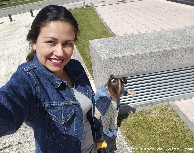 mejor blog/vlog español maternidad
