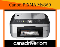 Canon PIXMA MX860 Driver Download - For Mac, Windows and Linux