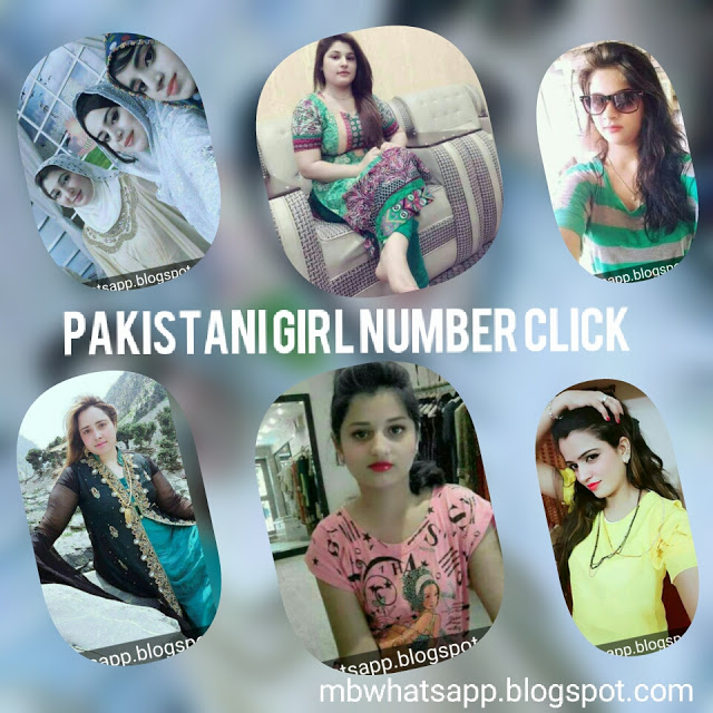 Pakistani Girl Mobile Number  update