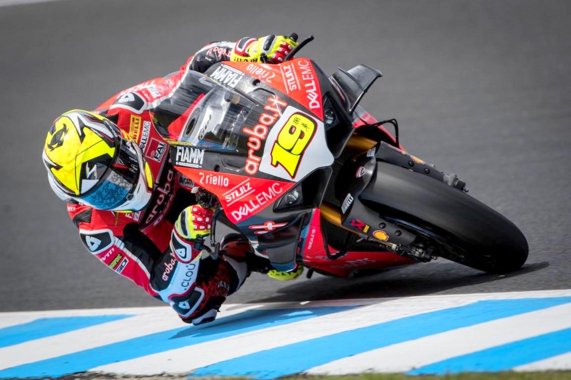 WSBK : Menang 2 seri berturut-turut, RPM Ducati V4R akan disunat ?