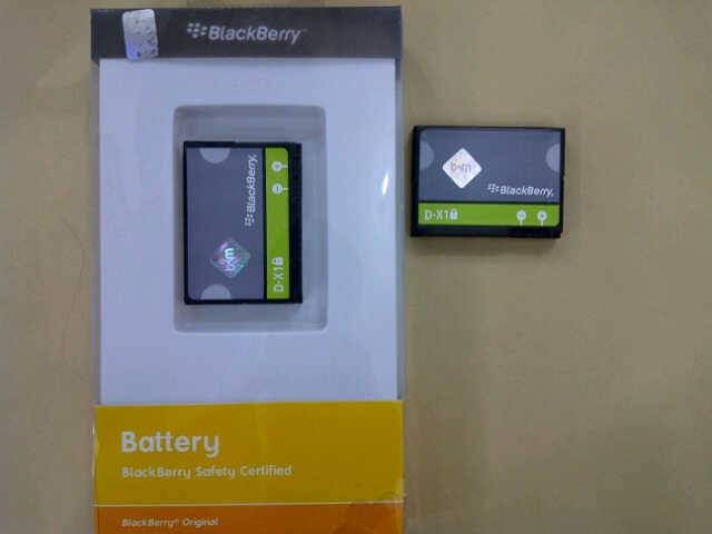 Battery Blackberry DX1 99%