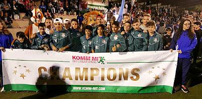 Copa Santa Komm Mit Sitio Aranjuez