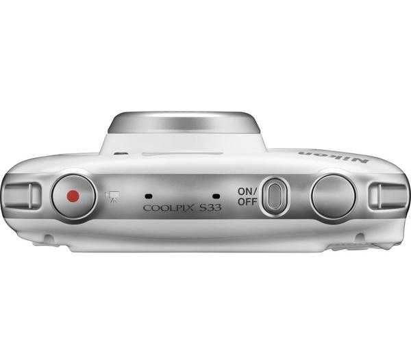 Nikon Coolpix S33 Appareil photo numérique