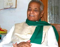 Former Union Minister Jai Narain Prasad Nishad Dies at 88