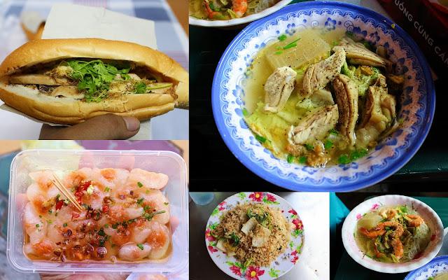 makan halal di saigon