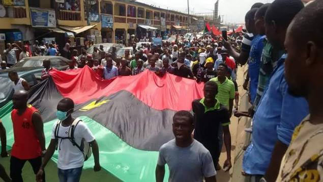 House of Reps throws out fresh bill seeking for Biafra referendum, says it's illegal