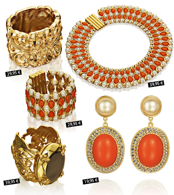 Anna dello Russo for H&M jewelry prices