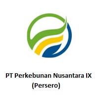 Lowongan Kerja PT Perkebunan Nusantara IX Minimal S1 IPK 2.75