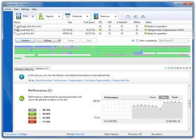Auslogics Disk Defrag Pro 4.9.2 Full indir