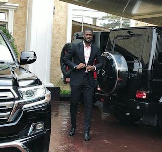 Check out mr-p of p-square garage 13