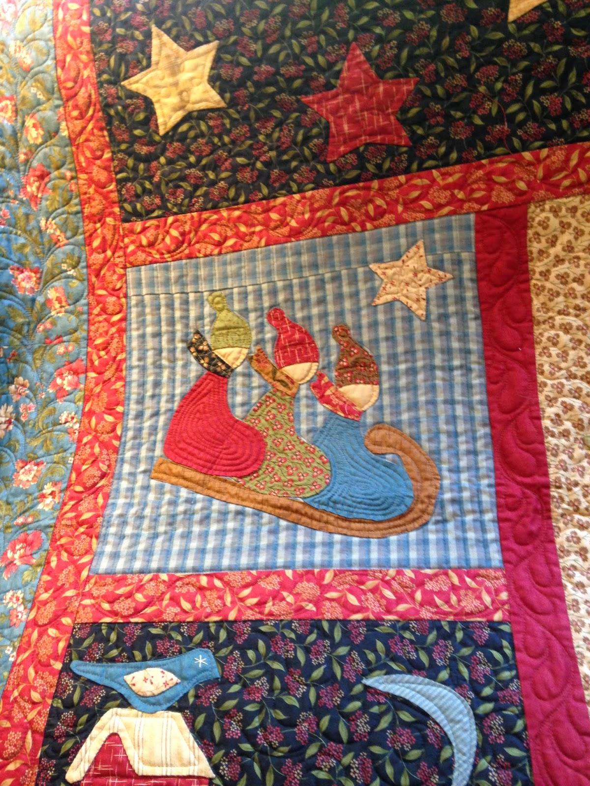 jan patek quilts christmas in july kit sale 1