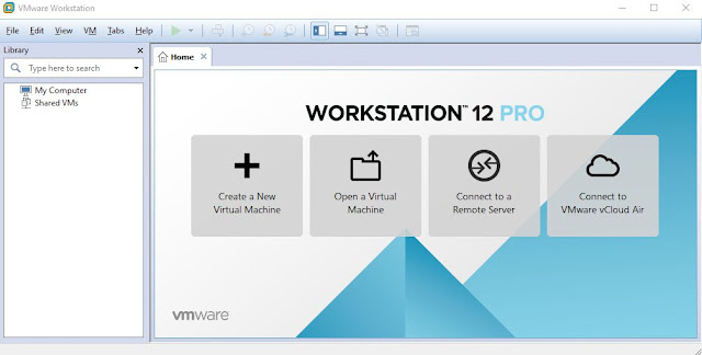 VMware Workstation 12 Pro Full Key