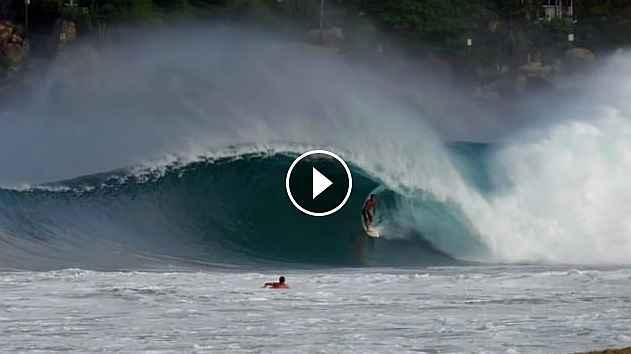 PEDRO CALADO - DESAYUNO SURF