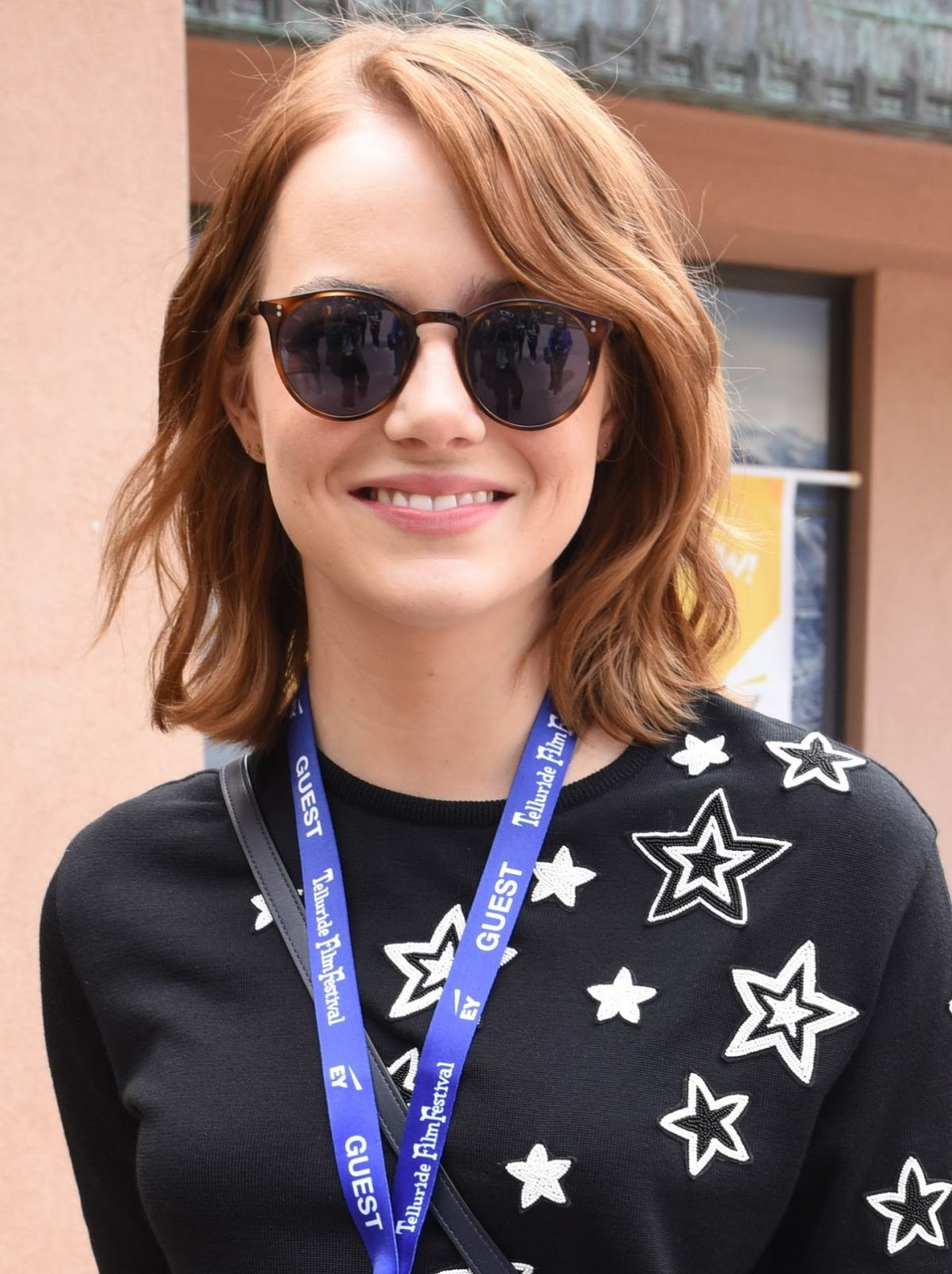 HQ Photos of Emma Stone At Telluride Film Festival 2016 In Telluride